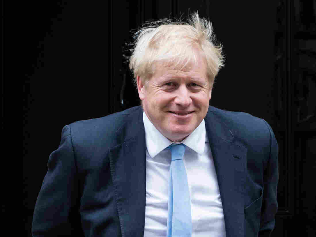 Westlake Legal Group gettyimages-1176015737-45f643faabd1808c7fce69fb9129f689cd350958-s1100-c15 Britain's Johnson Hails New Brexit Deal With EU