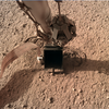 NASA Scientists Try A New Approach To Free InSight Mars Lander's Stuck Thermometer