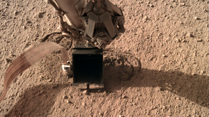 NASA Scientists Have A New Way To Try And Free InSight Lander That's Stuck On Mars