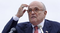 National security and foreign policy officials were asked to work with Trump personal lawyer Rudy Giuliani on relations with Ukraine.