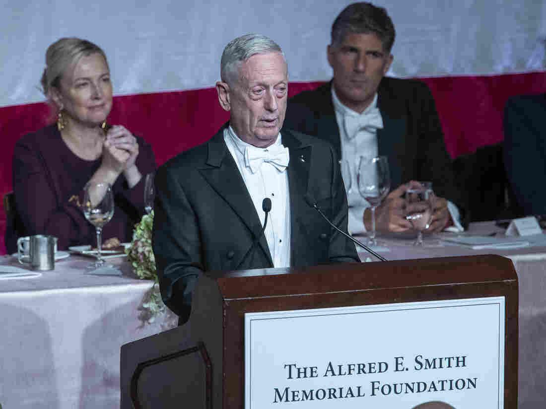 James Mattis: 'I guess I'm the Meryl Streep of generals'