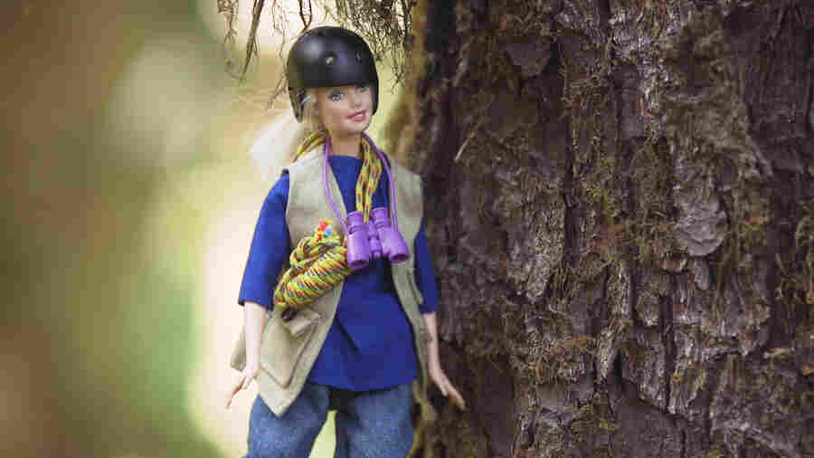 Tree Scientist Inspires Next Generation ... Through Barbie