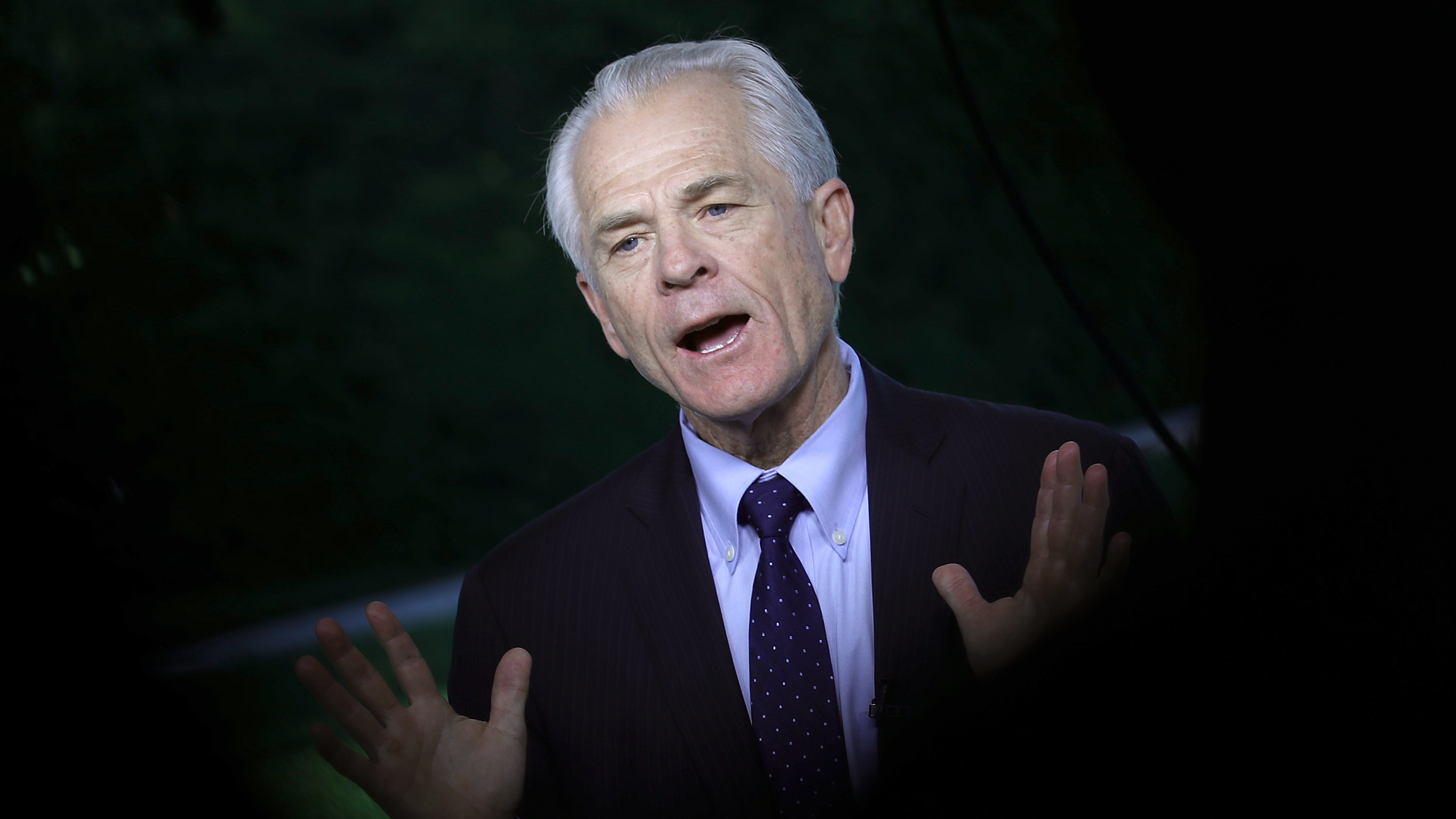 White House Adviser Peter Navarro Calls Fictional Alter Ego An 'Inside Joke'