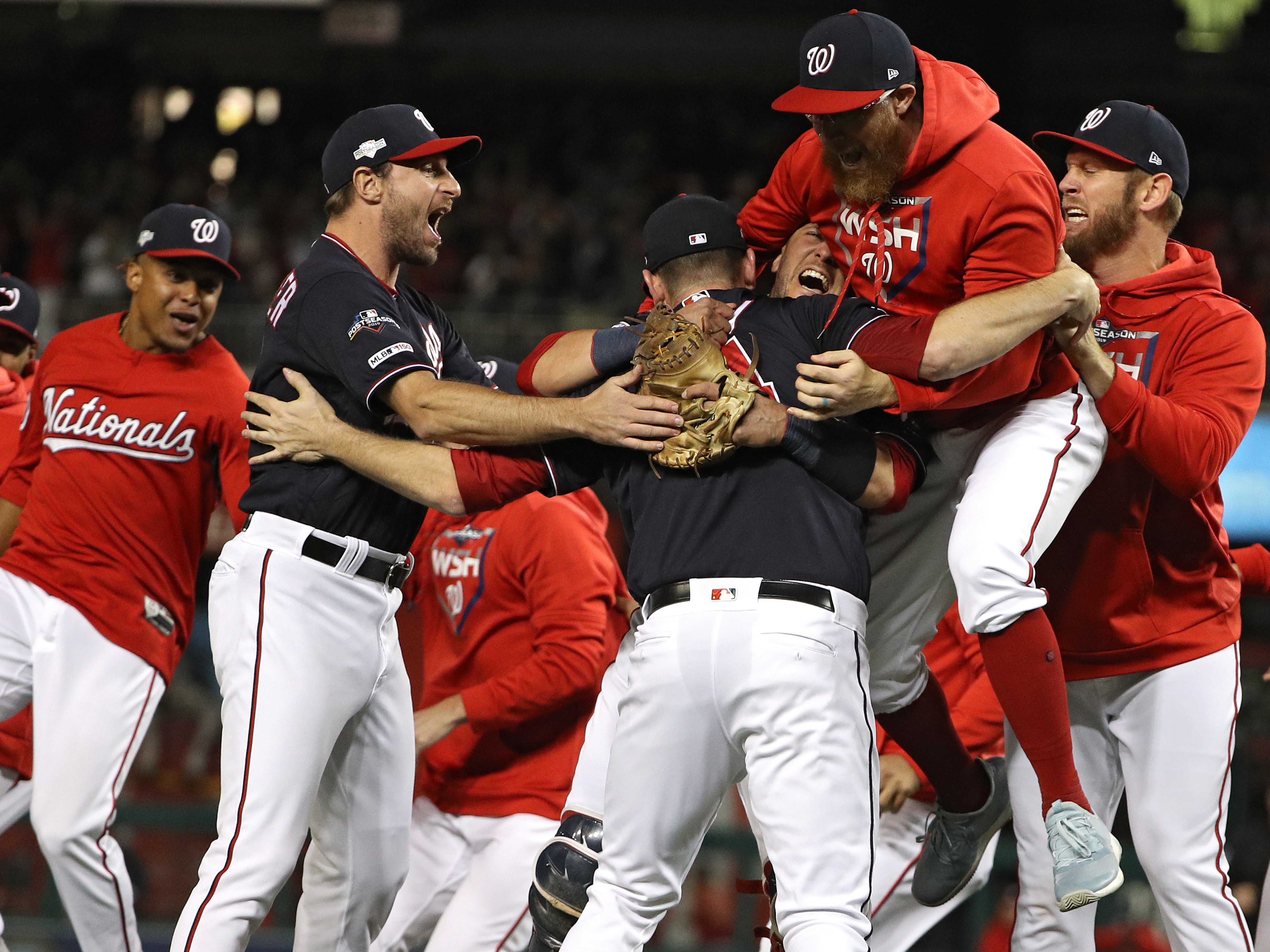 Opinion: For Washington's Nats, A Long And Winding Road To The World Series