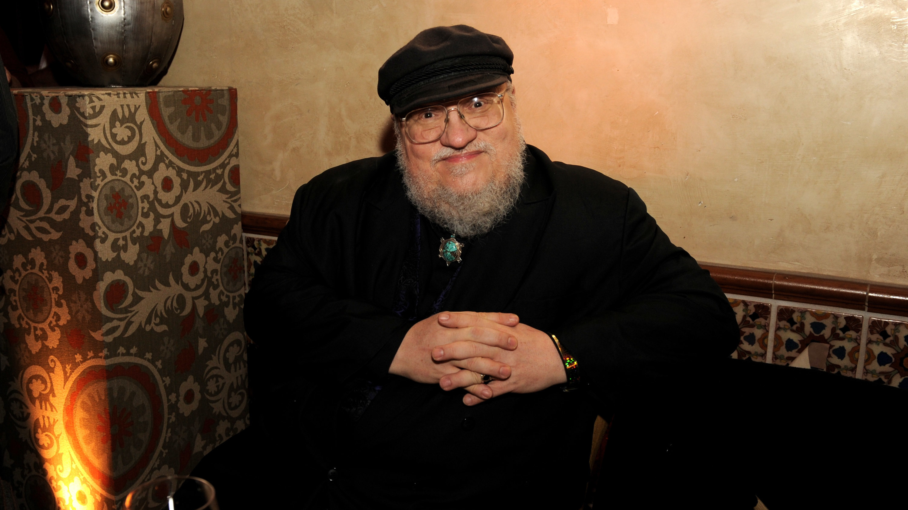 George R.R. Martin Really Does Know You Want Him To Write Faster
