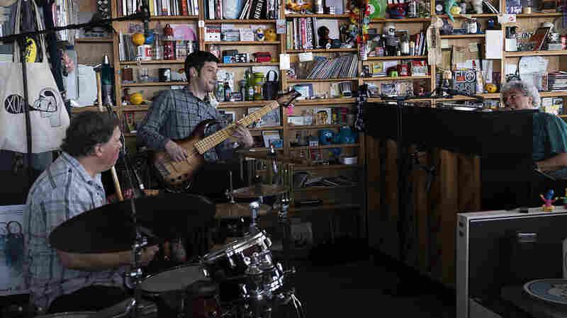 Jovino Santos Neto Trio: Tiny Desk Concert