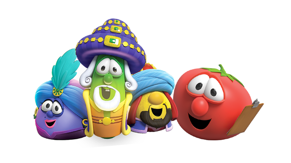 'Tis In Season: A Harvest Of New VeggieTales, In Time For Christmas