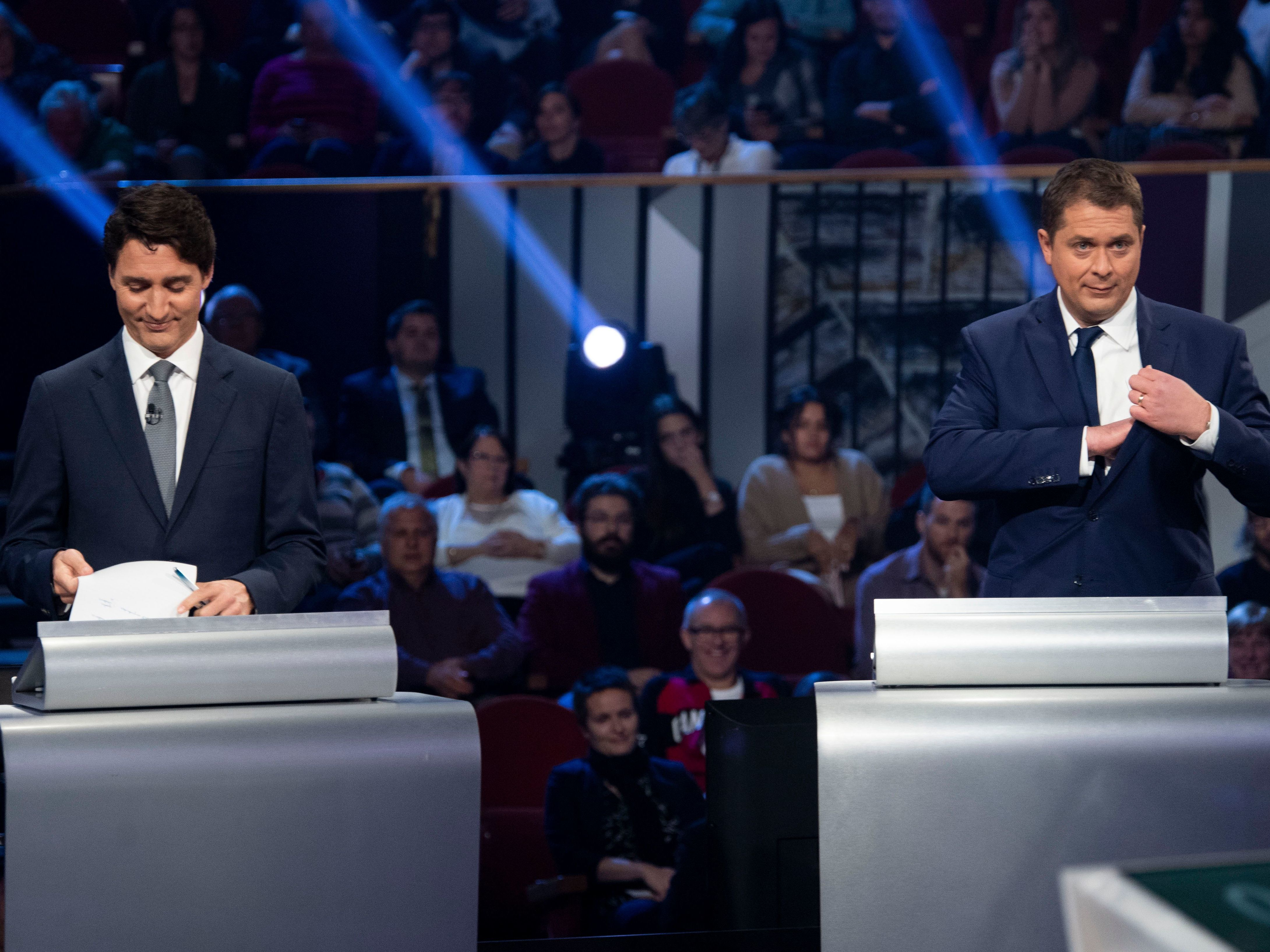 Justin Trudeau Battles For His Political Survival As Canada Gets Ready To Vote