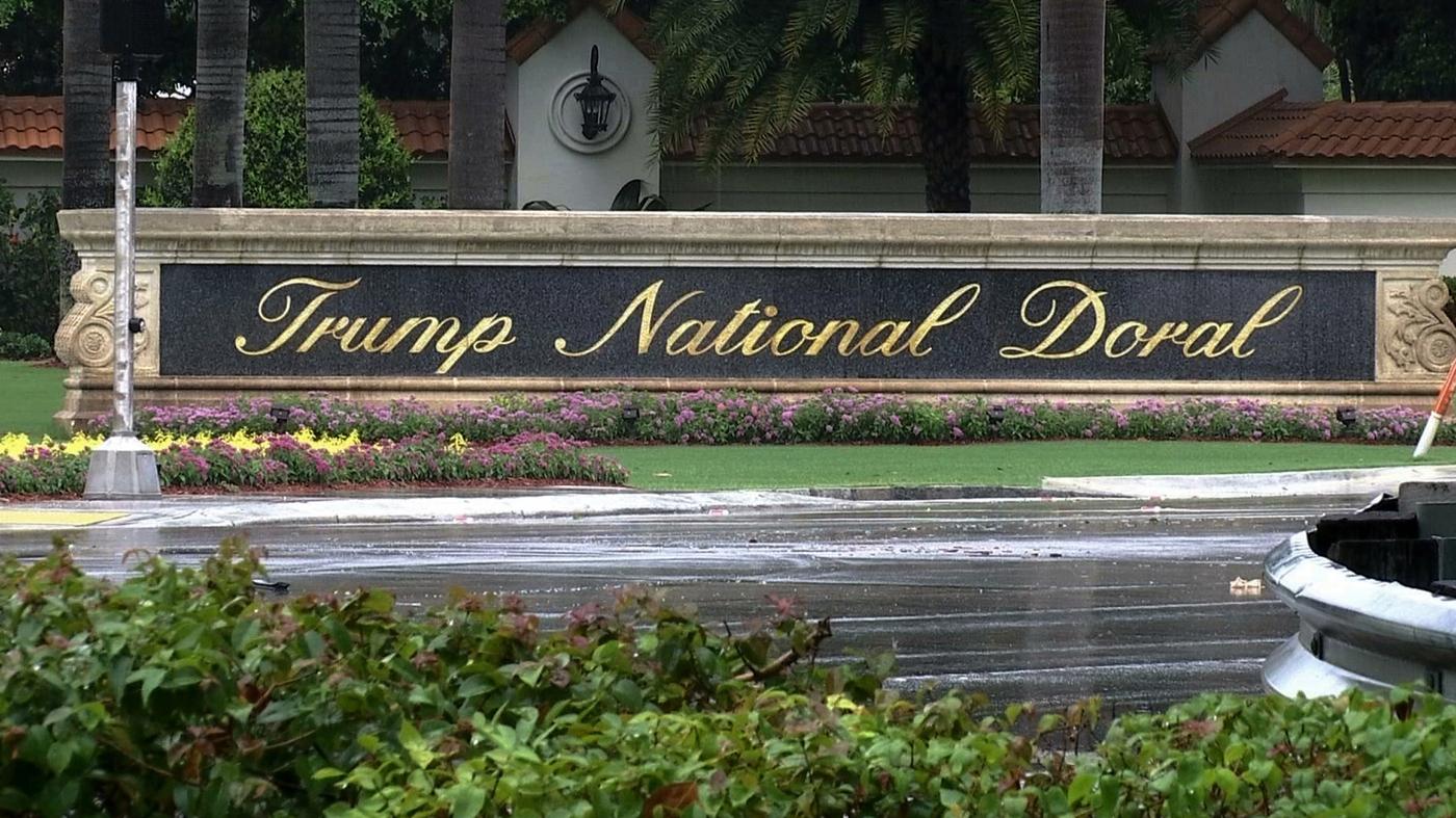 Trump Drops Plan To Host G-7 Summit At His Miami Resort