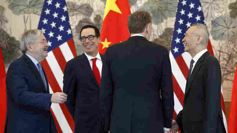 Ambassador Defends New Requirement That China's Diplomats Report Meetings In U.S.
