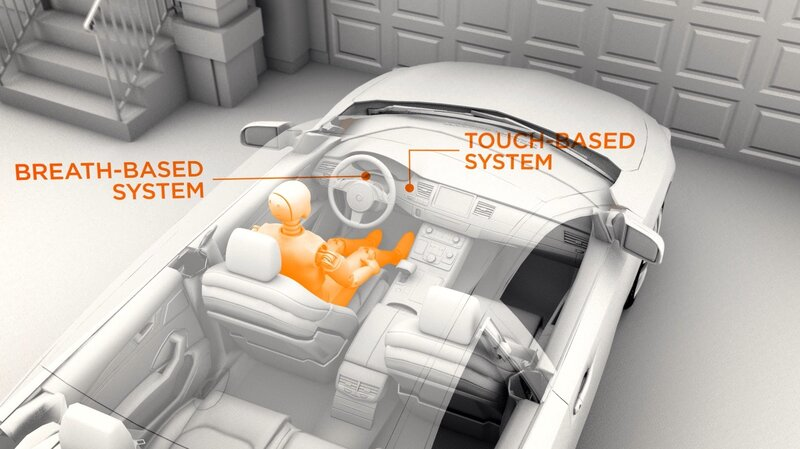 Alcohol Detection Systems >> Lawmakers Want Tech In New Cars To Automatically Prevent