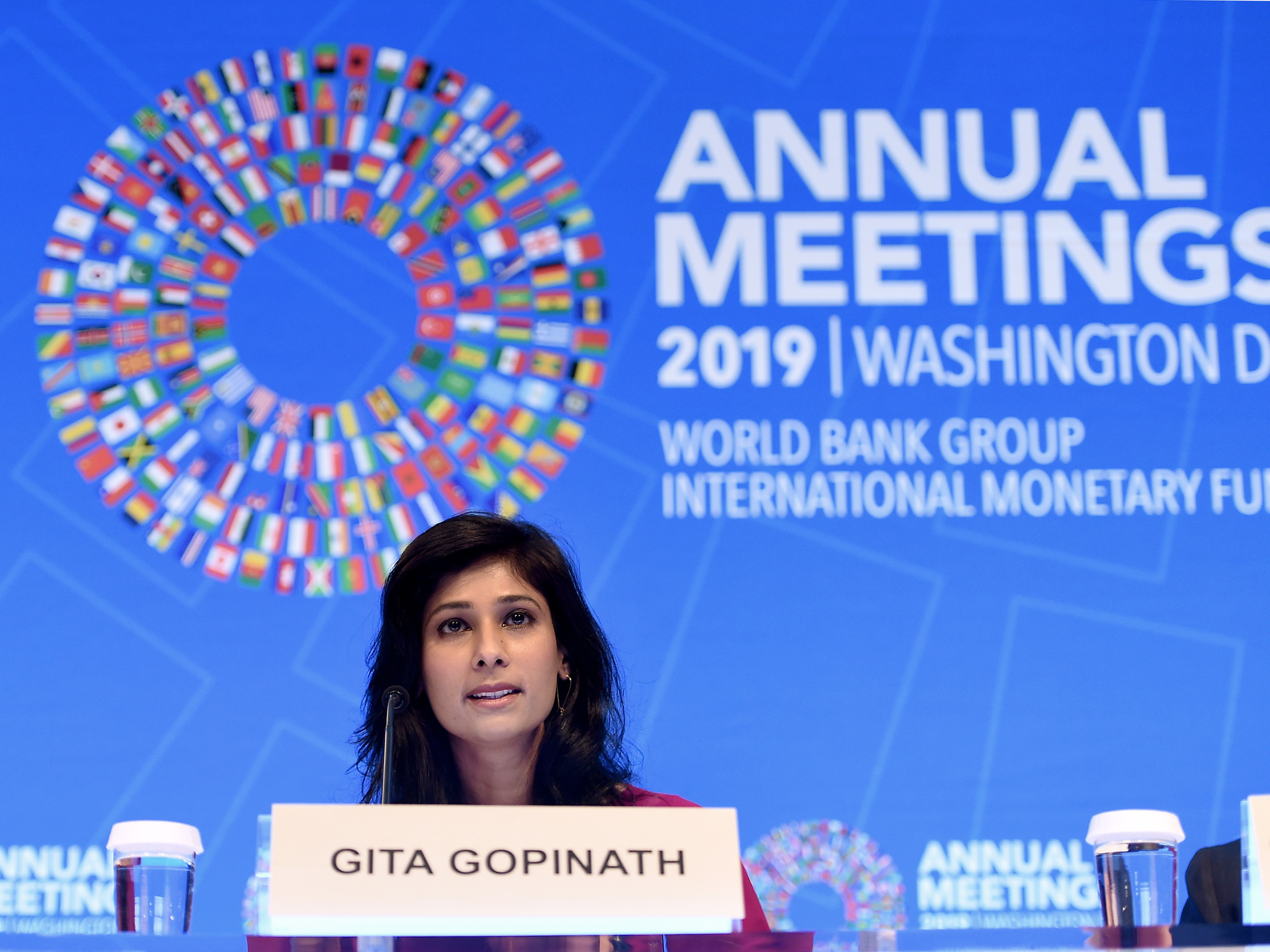The IMF Warns About Rising Regional Inequality