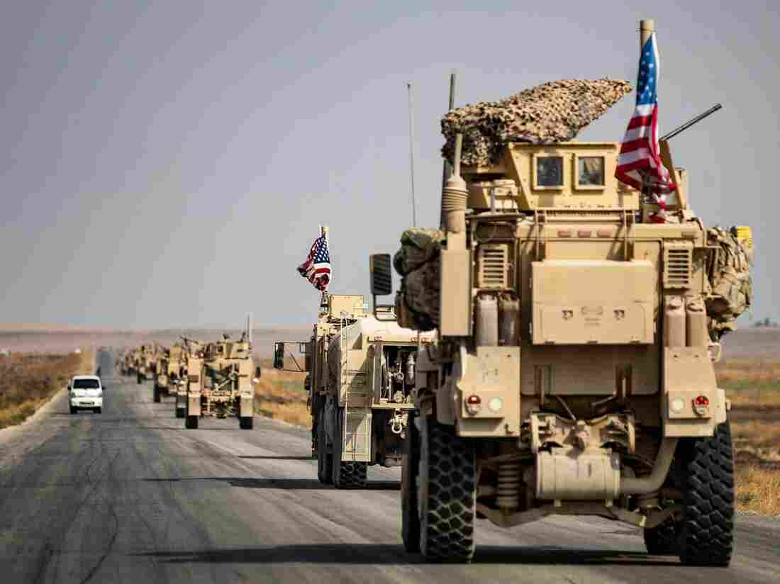 Westlake Legal Group gettyimages-1176990106-7e01318162db7faf96c75d67d21f13a06bbd62b8-s1100-c15 Some U.S. Troops May Remain In Northeast Syria To Protect Oil Fields