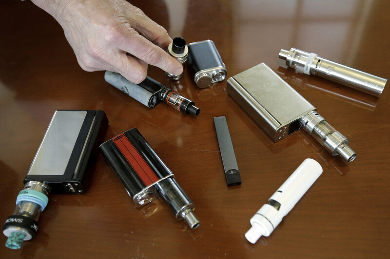 About Vaping Technology