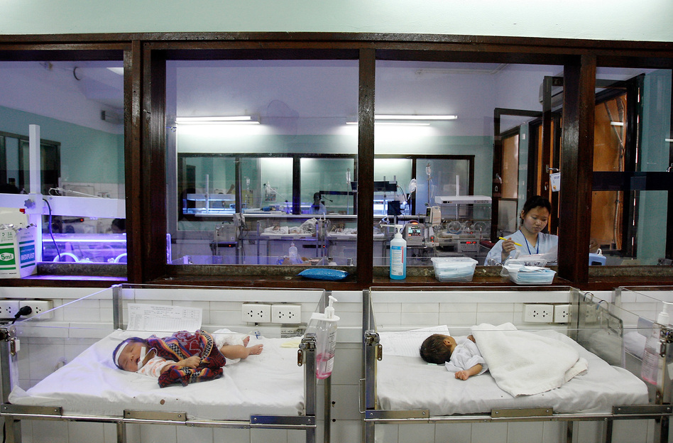 Where You're Born Even Within A Country Still Matters - WBUR