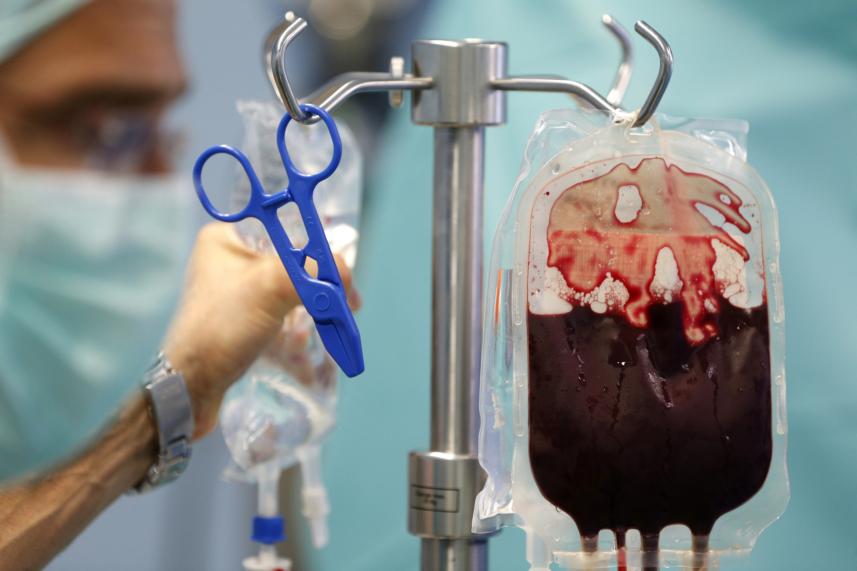 Hospitals Around The World Have A Dire Shortage Of Blood