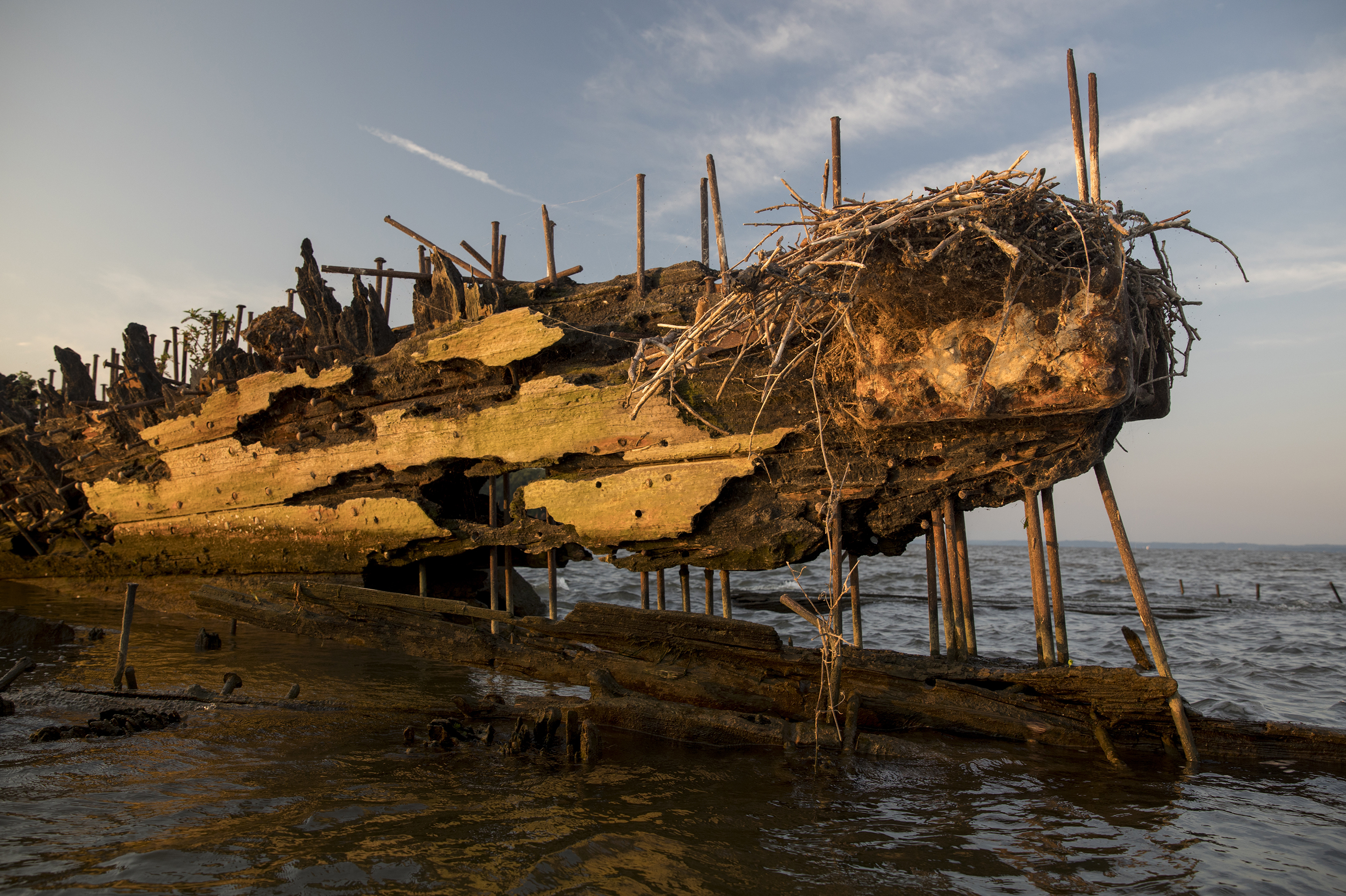 New National Marine Sanctuary For Shipwrecked Vessels Is A 'Time Capsule'