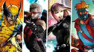It's Superhero Time On Podcasts: Star-Lord And Black Widow To Step Up To The Mic