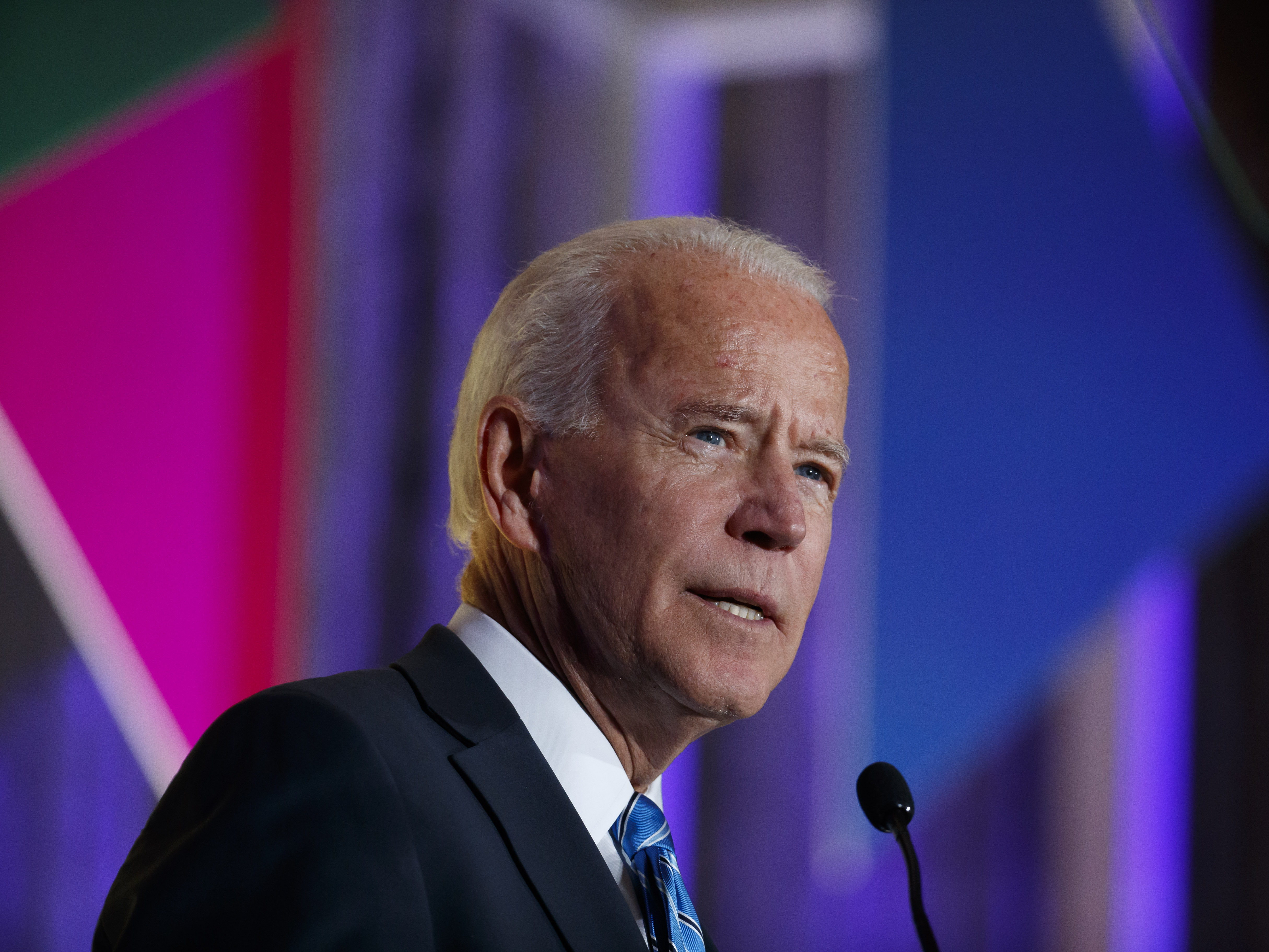 After Slamming Trump, Biden Apologizes For Referring To 'Partisan Lynching' In 1998
