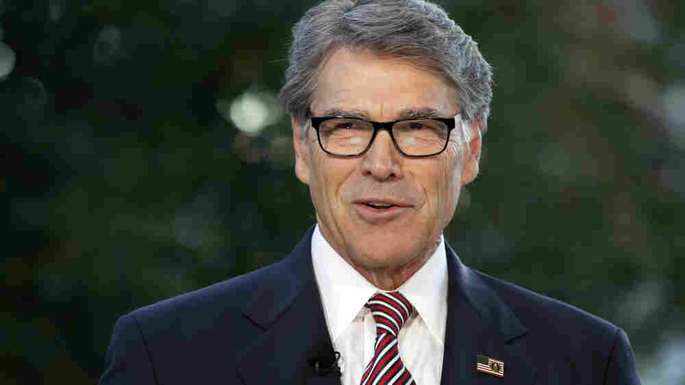 How Rick Perry Became A Key Figure In The Trump Impeachment Probe