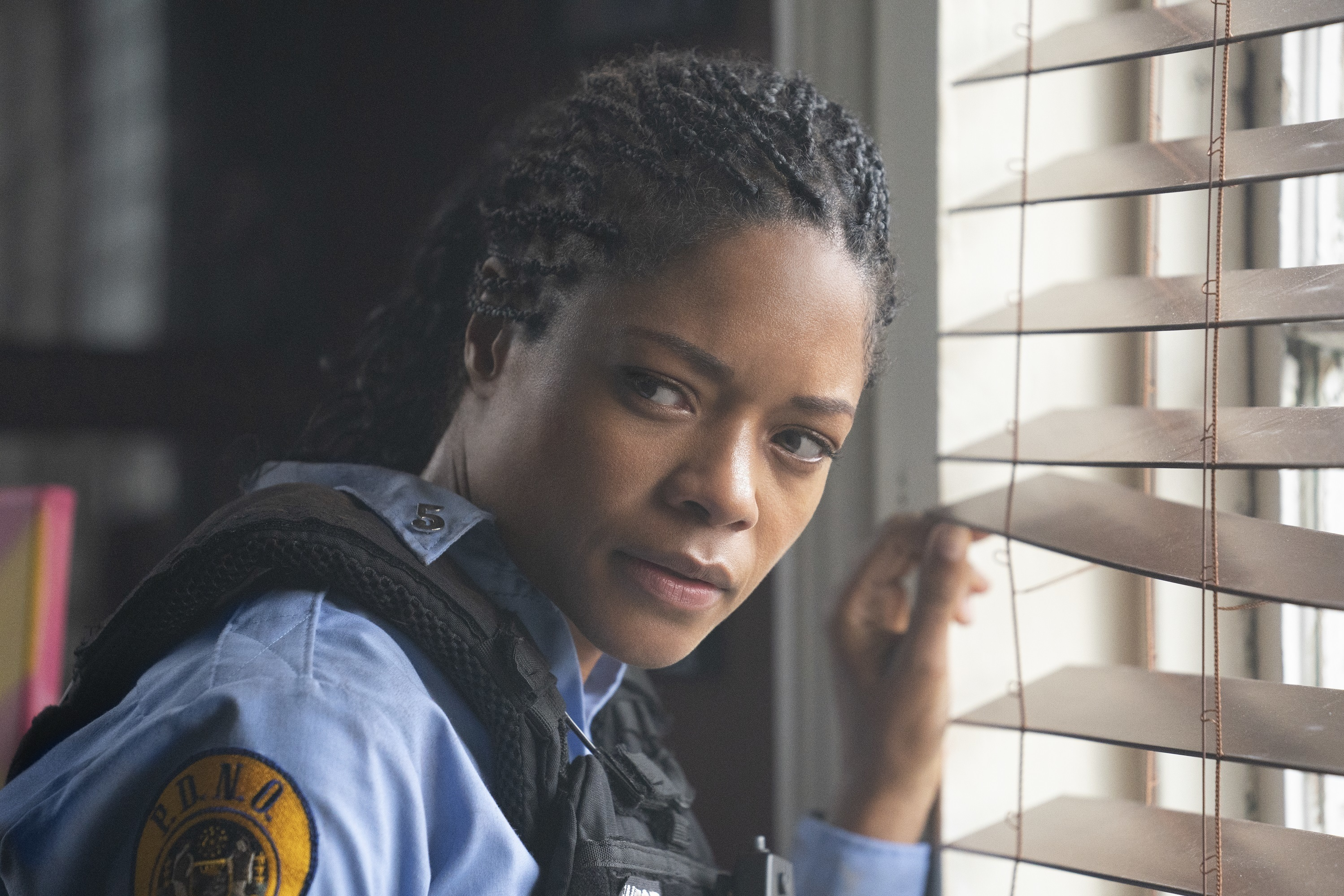 What Naomie Harris Had To Do To Be So 'Black And Blue'