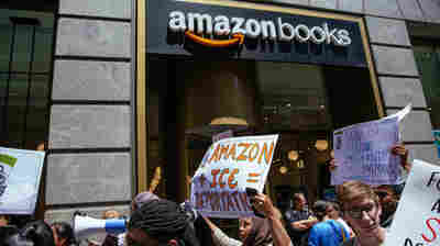 Hundreds Of Musicians Pledge To Cut Ties With Amazon In 'No Music For ICE' Letter