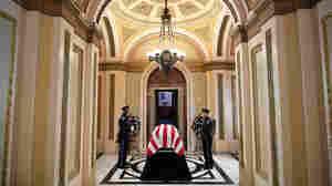 WATCH: Republican Rep. Mark Meadows Tearfully Eulogizes 'Dear Friend' Elijah Cummings