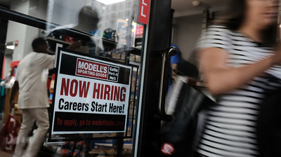 Is The Unemployment Rate Broken?