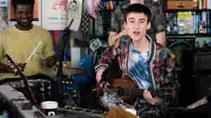 Jacob Collier's 5 Favorite Tiny Desk Concerts