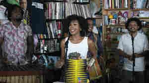 Rio Mira: Tiny Desk Concert