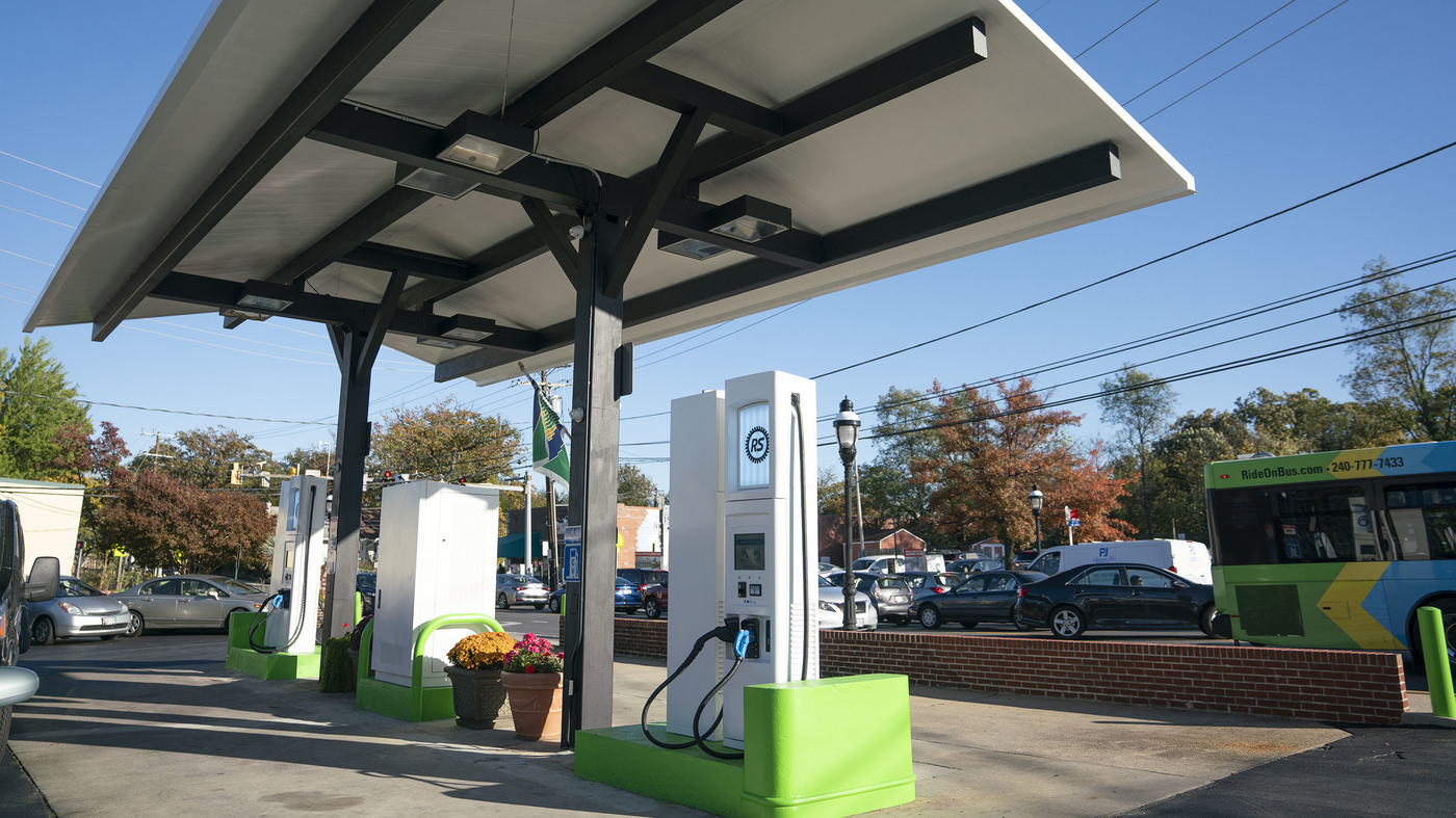 Gas Station Converts To Electric Charging Station And Speeds Ahead Of Curve Npr,Blue Eyes Warm Chocolate Brown Hair Color