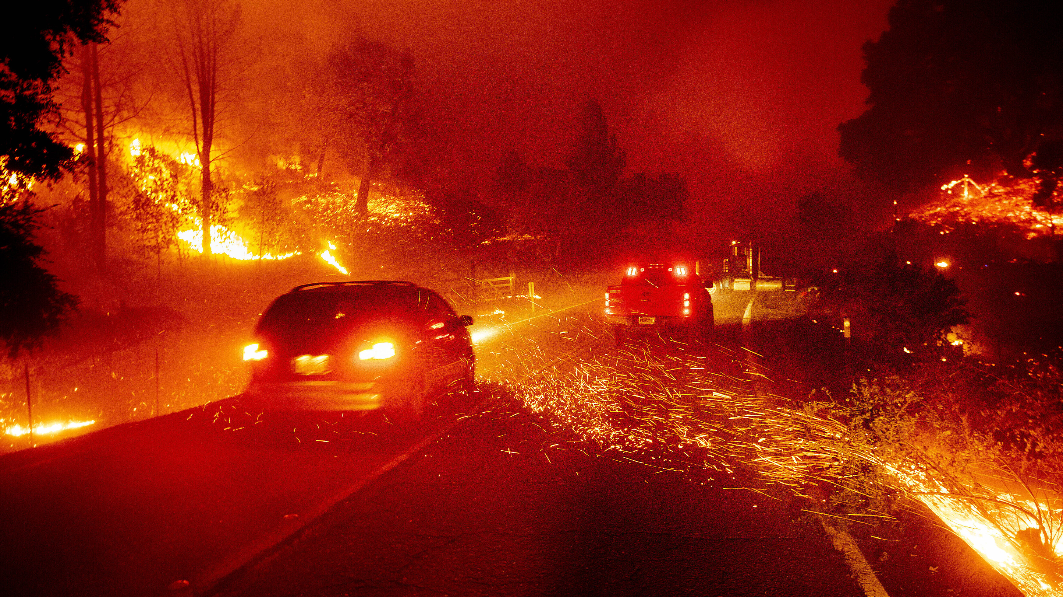 PG&E Warns Of Power Cuts To More Than 2.5 Million People As Wildfires Rage