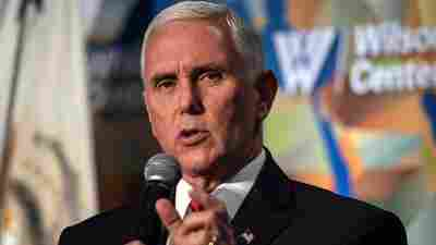 Pence Chides NBA, Nike For 'Losing Their Voices' On China