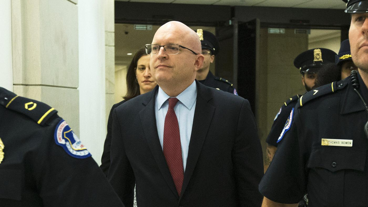 <b>State Department Crushed Philip Reeker's Plan To Support Ukrainian Ambassador : NPR</b>