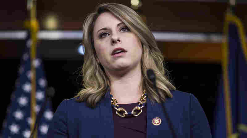 Rep. Katie Hill, Facing An Ethics Investigation, Says She Will Resign