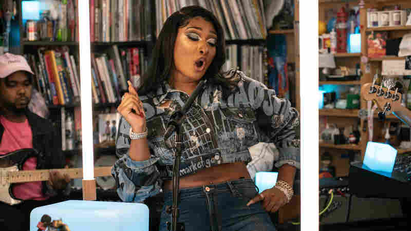 Megan Thee Stallion, Live At The Tiny Desk