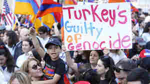 House Rebukes Turkey With Votes On Sanctions, Armenian Genocide