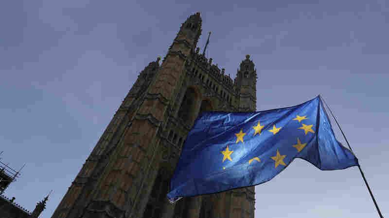 Rain Chexit: European Union Grants Brexit Delay To U.K. — Again