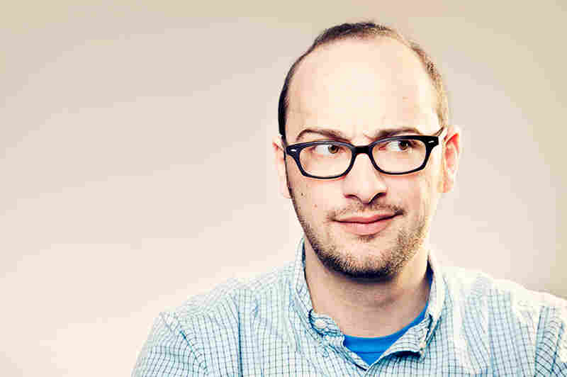 Josh Gondelman's new stand-up album Physical Whisper is available now.