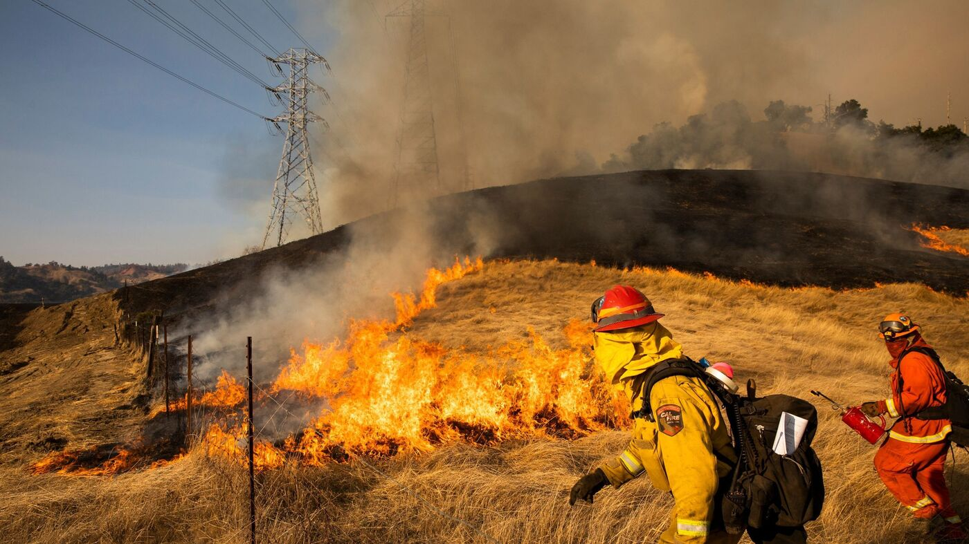 Wildfire Season Is Here To Stay