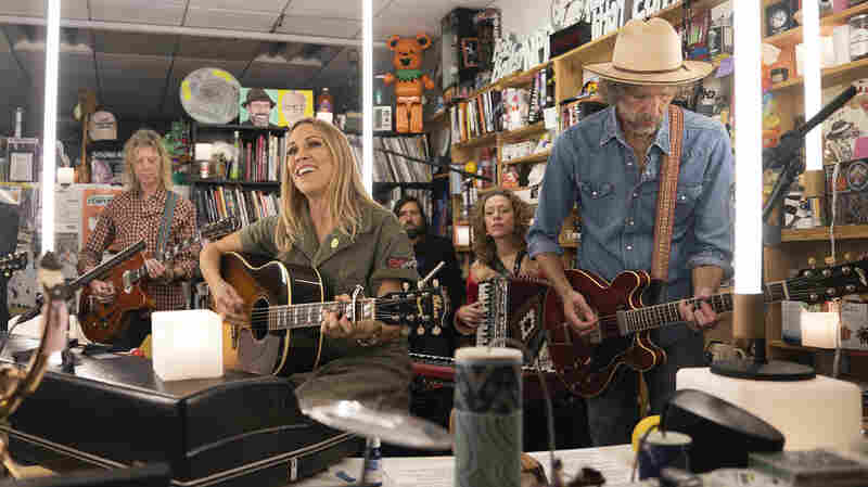 Sheryl Crow, Live At The Tiny Desk