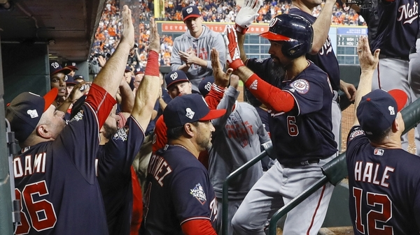 Nationals Beat Astros 7-2 In Game 6 Of The World Series