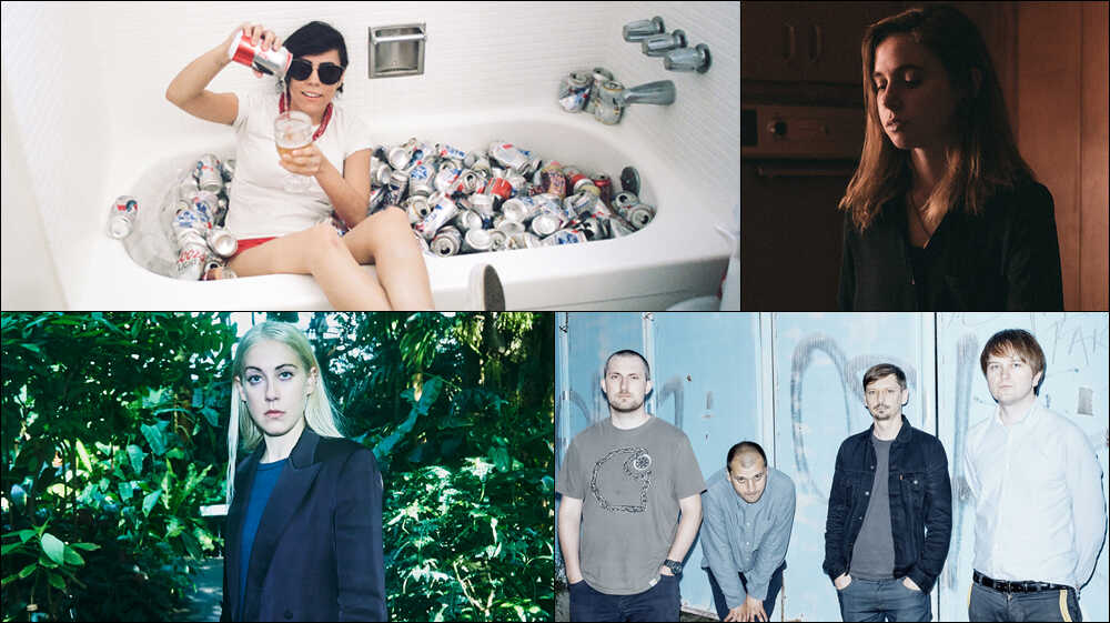 New Mix: Torres, Julien Baker, Illuminati Hotties, More