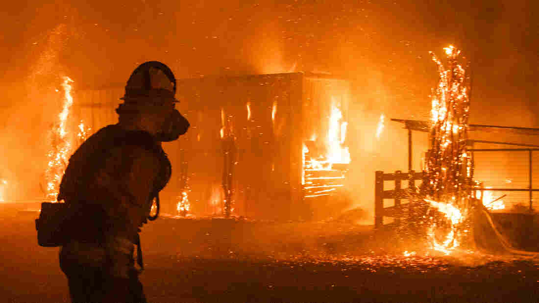 Wildfires across California lead to closing of some Jewish institutions and evacuations
