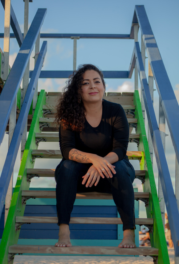 Author Jaquira Díaz