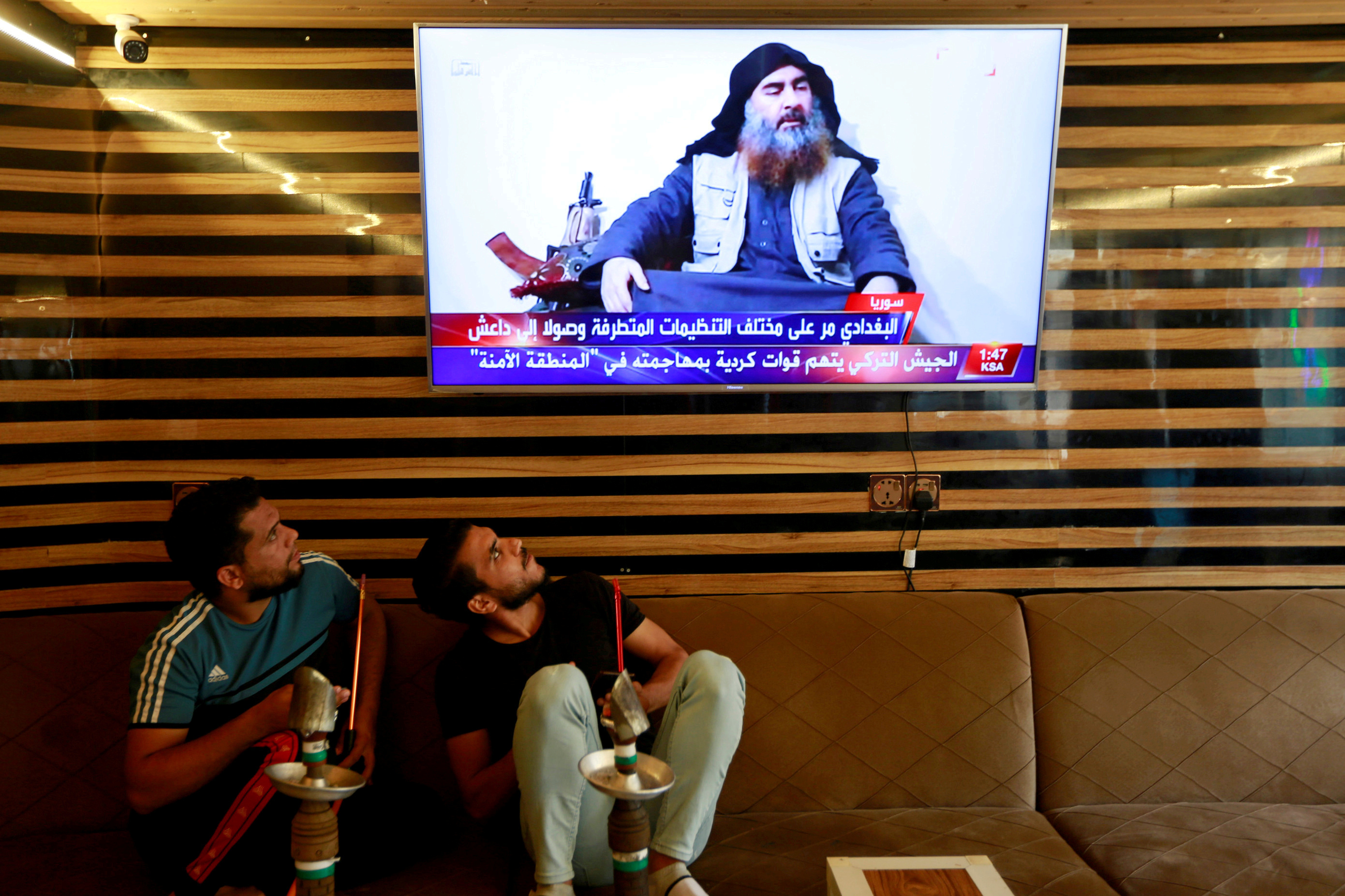 'We Didn't See A Body': Baghdadi's Death Draws Doubts In Lands Where ISIS Ruled