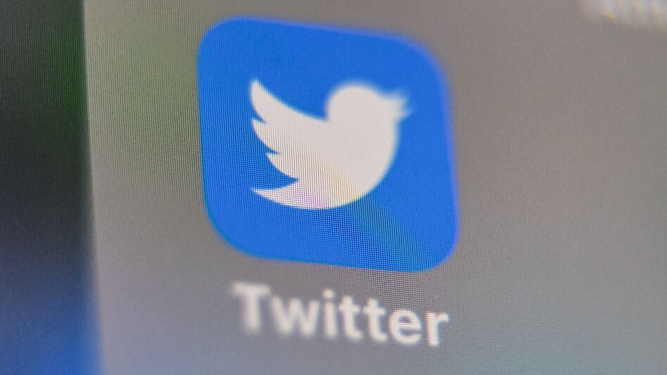"Twitter will stop running political ads, CEO Jack Dorsey announced Wednesday. Online political ads pose ""significant risks to politics,"" he tweeted. (Denis Charlet/AFP/Getty Images)"