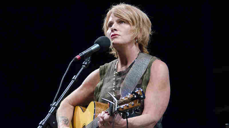 Shawn Colvin On Mountain Stage