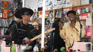 Raphael Saadiq, Live At The Tiny Desk