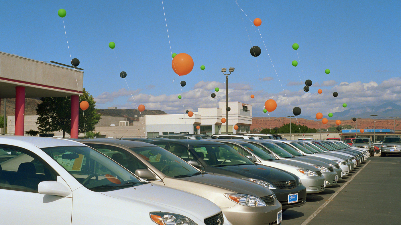 5 Tips For Buying A Car The Smart Way Npr